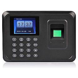 A6 Fingerprint Time Attendance System