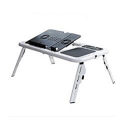E-Table Folding Multi Function Laptop Desk