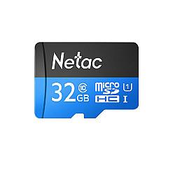 Netac P500 32GB Micro SD Memory Card
