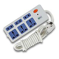 Many MTS 306 3Pin Socket Multi Plug