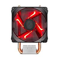 Cooler Master H410R Red LED Air CPU Cooler