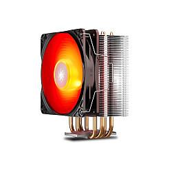 DEEPCOOL GAMMAXX 400 V2 CPU Air Cooler (Red)