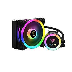 Gamdias CHIONE E2-120R RGB CPU Cooler