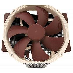 Noctua NH-D15 Premium CPU Cooler with 2 x NF-A15 PWM 140mm Fans