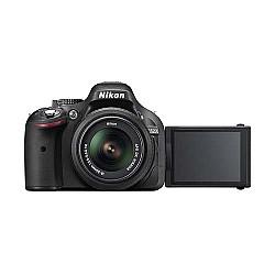 Nikon D5200 DSLR 24.1 MP - 18-55mm Lens