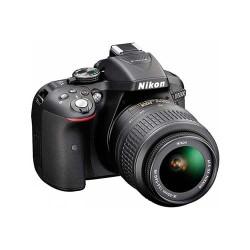 Nikon D5300 DSLR 24.2 MP Builtin Wi-Fi 18-55mm Lens