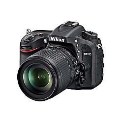 Nikon D7100 DSLR With 18-140 MM Lens - Black