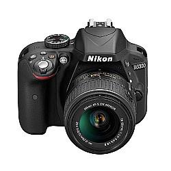 Nikon D3300 (AF-S DX 18-55MM Lens)