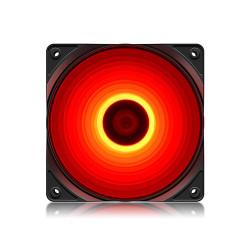 DEEPCOOL RF120R High Brightness Red LED Case Fan