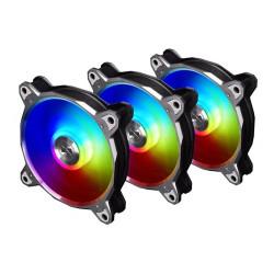 Lian Li Bora Digital 120mm RGB Cooling Fan (Grey)