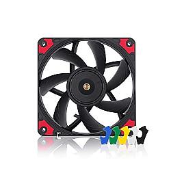 Noctua NF-A12x15 PWM Chromax 120mm Premium Case Fan (Black)