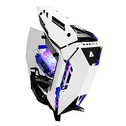 Antec TORQUE Aluminum ATX Mid Tower Gaming Case (White)