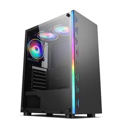 Aptech AP-G33-06 RGB ATX Gaming Case