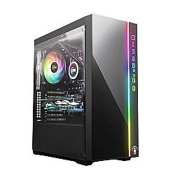 KWG VELA P1 MID Tower RGB Gaming ATX Case