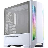 Lian Li LANCOOL II RGB ATX Mid Tower Gaming Case (White)