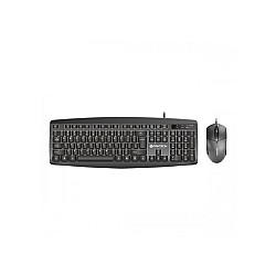 Fantech KM100 USB Keyboard Mouse Combo