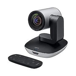Logitech PTZ Pro 2 Video Conference Camera With Remote