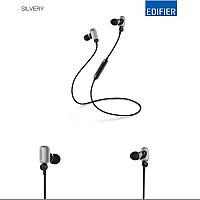 Edifier W293BT Mobile Bluetooth Earbud (Silver)