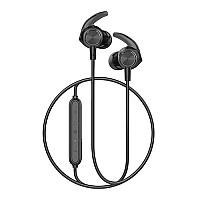 UiiSii BT800J Bluetooth Magnetic Neckband Sports Headphones (Black)