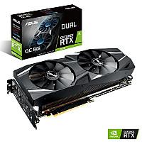 ASUS Dual GeForce RTX 2060 OC Edition 6GB GDDR6 Graphics Card