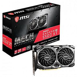 MSI Radeon RX 5500 XT Mech 8GB OC Graphics Card