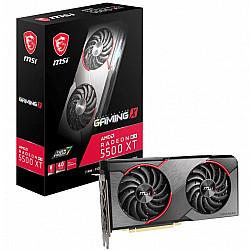 MSI Radeon RX 5500 XT GAMING X 8GB GDDR6 Graphics Card