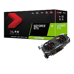 PNY GeForce GTX 1660 Super XLR8 6GB GDDR6 Gaming Graphics Card