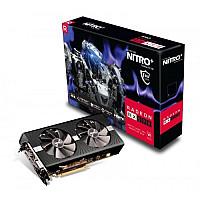 Sapphire Nitro+ RX 590 Radeon Special Edition 8GB Graphic Card (Black)