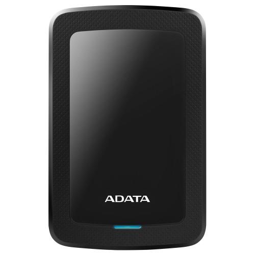 Adata HV300 1TB USB 3.1 Black Slim External HDD