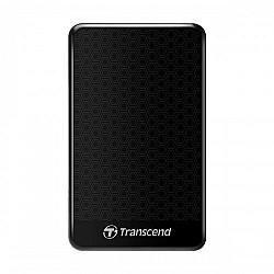 Transcend J25A3K 1TB USB 3.0 Black Portable HDD