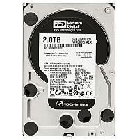 Western Digital Black 2TB SATA Hard Disk