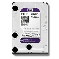 Western Digital 2TB SATA Purple internal Hard Disk