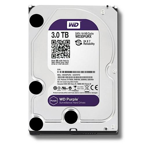 Western Digital 3TB Purple internal Hard Disk