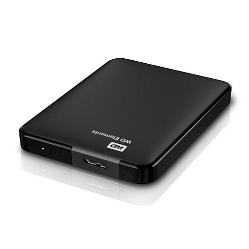 Western Digital Elements 3TB USB 3.0 External HDD