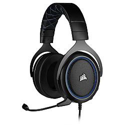Corsair HS50 Pro Stereo 3.5mm Gaming Headphone (Blue)
