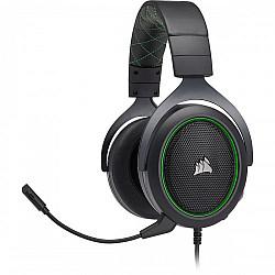 Corsair HS50 Pro Stereo 3.5mm Gaming Headphone (Green)