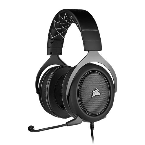 CORSAIR HS60 PRO SURROUND Gaming Headset (Carbon)