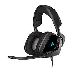 CORSAIR VOID RGB ELITE USB Premium Gaming Headset with 7.1 Surround Sound — Carbon
