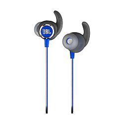 JBL REFLECT MINI 2 Sweatproof Wireless Sports In-Ear Blue Headphone