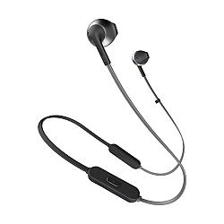 JBL TUNE 205BT Earbud Black Wireless Headphone