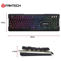 Fantech K612 SOLDIER Illuminated RGB Backlight Gaming Keyboard 104 Keys Best Selling Bangladesh