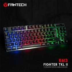 Fantech K613 Professional Usb Game Backlit Keyboard 87-Key Wired Game Keyboard