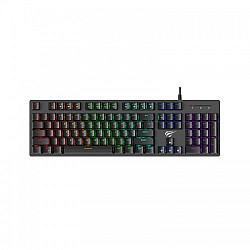 Havit KB858L RGB Backlit Mechanical Gaming Keyboard (Black)