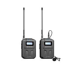 BOYA BY-WM6S  Wireless Omni Lavalier Microphone System