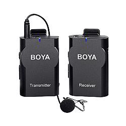 Boya BY-WM4 2.4 GHz Wireless Smart Microphone