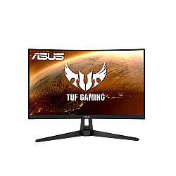 ASUS TUF VG27WQ1B 27-inch WQHD 165Hz Curved FreeSync Gaming  Monitor