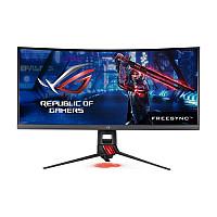 ASUS ROG Strix XG35VQ 35 inch WQHD Curved 100 Hz FreeSync LCD Gaming Monitor