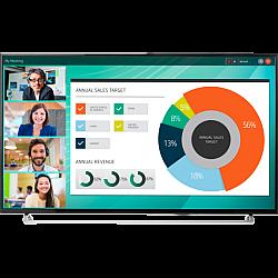 HP LD5512 4K UHD Conferencing Display MONITOR