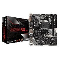 ASROCK A320M-HDV R4.0 AMD Motherboard