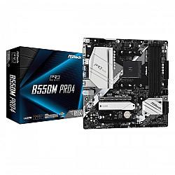 ASRock B550M Pro4 AMD Motherboard
